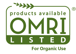 Certified Organic by OMRI