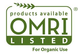 Certified Organic by OMRI
